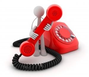 telephone help